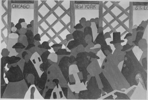 During_World_War_I_there_was_a_great_migration_north_by_southern_Negroes_-_NARA_-_559091