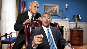"Obama and Luther from ""key & peele"""