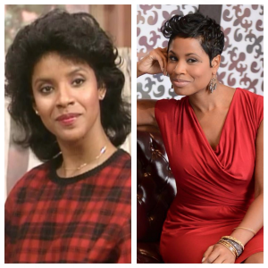 Monique Pressley compared to Claire Huxtable of The Cosby Show